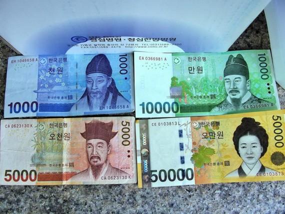 Зарплаты в Корее. Платим мы или платят нам?