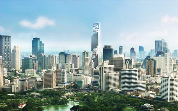 Что стало причиной роста количества небоскребов в Таиланде?