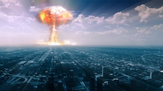 А ты знаешь куда бежать в случае ядерной войны?! Я знаю!