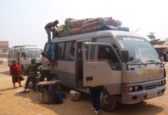 Проехать на вьетнамском деревенском автобусе без кондиционера сродни экстремальному спорту на выживание