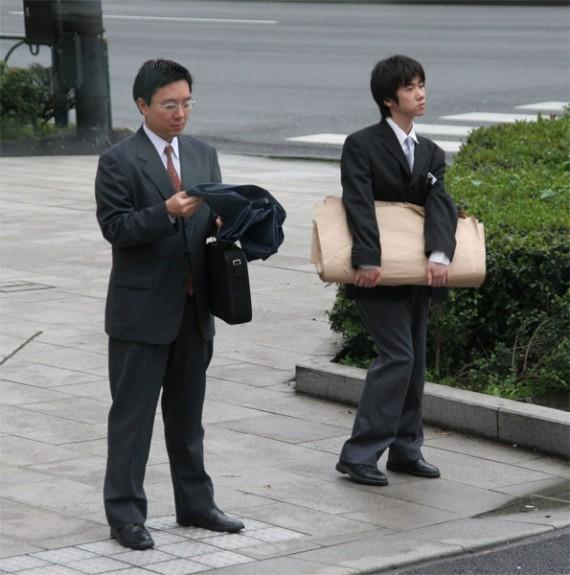 Их всех стран которые я посещал, лучше всего кадры для менеджмента готовять именно в Японии