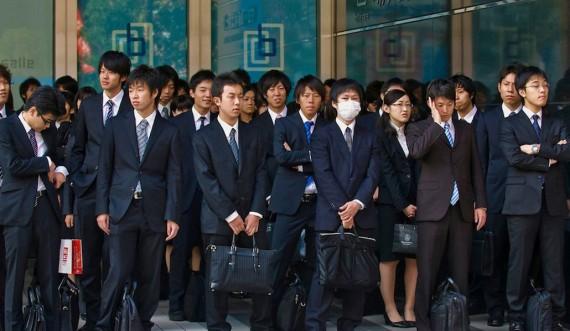 Отношения в рабочем коллективе в Японии основанны на совсем других принципах.