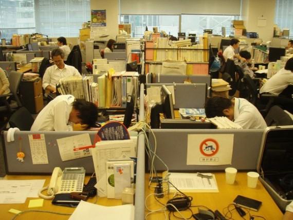 Почему в Японии спят во время перерыва? Ответ нужно искать в Чехии.
