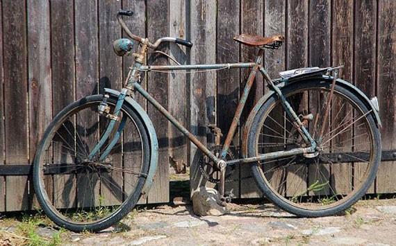 Вот именно за такой велосипед вам придется выложить 400 баксов. Хозяин барин, он его оценивает именно в такую сумму.